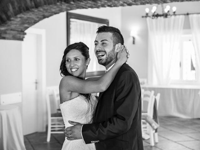 Il matrimonio di Mattia e Ilenia a Costa Masnaga, Lecco 45