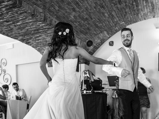 Il matrimonio di Mattia e Ilenia a Costa Masnaga, Lecco 46