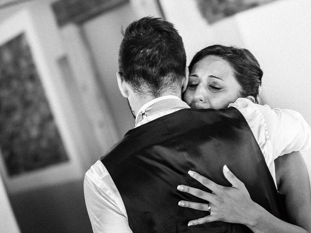 Il matrimonio di Mattia e Ilenia a Costa Masnaga, Lecco 47