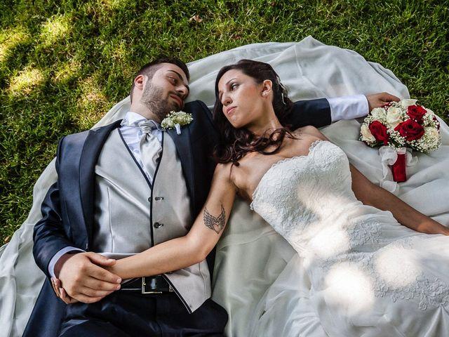 Il matrimonio di Mattia e Ilenia a Costa Masnaga, Lecco 1