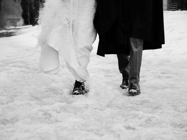 Il matrimonio di Marco e Aurora a Alagna Valsesia, Vercelli 27