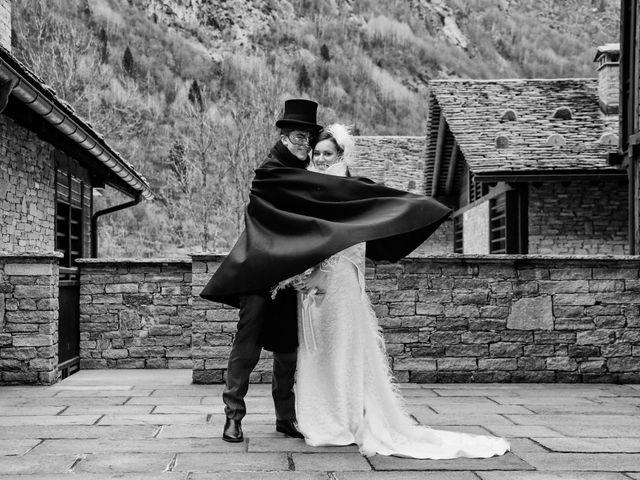 Il matrimonio di Marco e Aurora a Alagna Valsesia, Vercelli 34