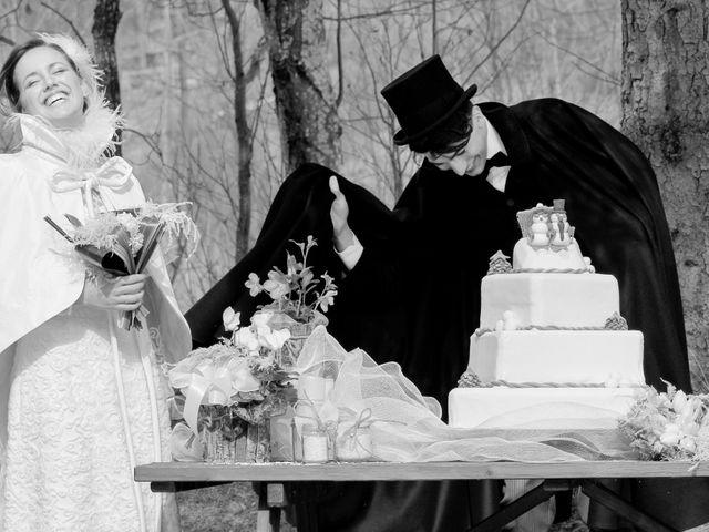 Il matrimonio di Marco e Aurora a Alagna Valsesia, Vercelli 35