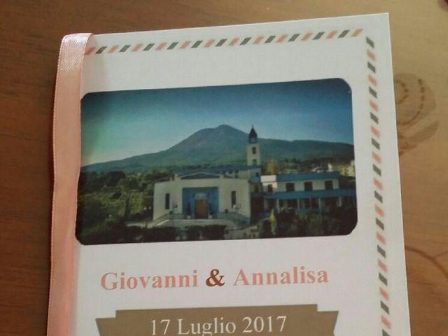 Il matrimonio di Giovanni e Annalisa a Trecase, Napoli 25