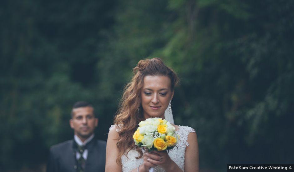 Il matrimonio di Giuseppe e Martina a Jesi, Ancona