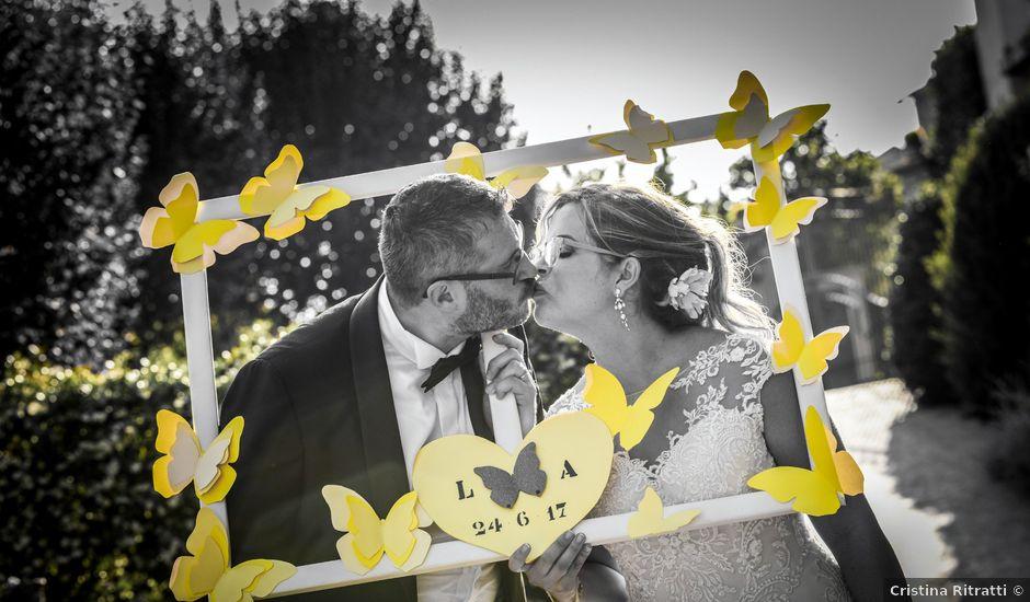 Il matrimonio di Andrea e Laura a Revigliasco d'Asti, Asti