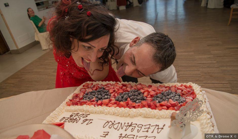 Il matrimonio di Alessandro e Elisa a Garbagnate Milanese, Milano