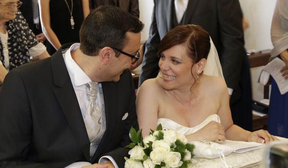 Il matrimonio di Valentina e Renato a Sutri, Viterbo