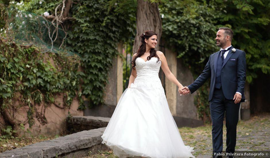 Il matrimonio di Concetta e Carmine a Catania, Catania