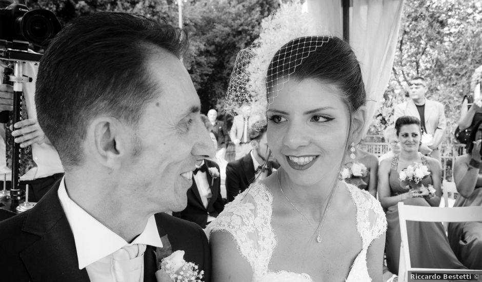 Il matrimonio di Rosario e Francesca a Sarnico, Bergamo