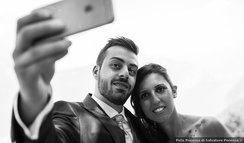 Il matrimonio di Mattia e Ilenia a Costa Masnaga, Lecco