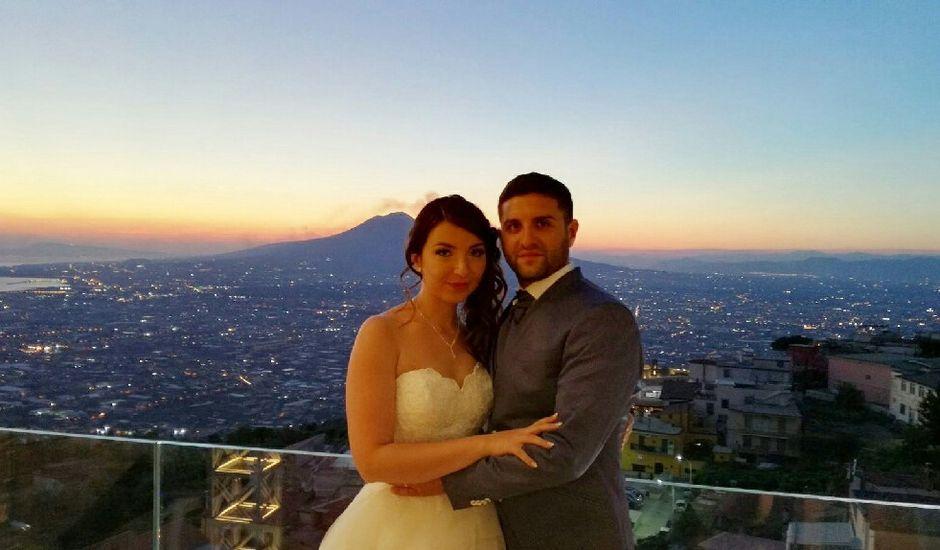 Il matrimonio di Giovanni e Annalisa a Trecase, Napoli
