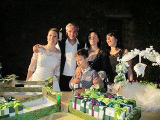 Le nozze di Nicola e Joselia