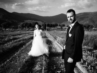 Le nozze di Saverio e Liubov