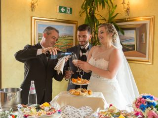 le nozze di Jessica e Alessandro 2