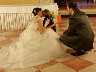Le nozze di Francesca e Orazio