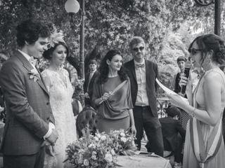 Le nozze di Antonella e Nicola 1