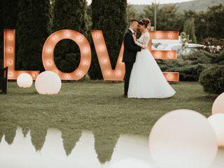Le nozze di Andreea Melania e Alex