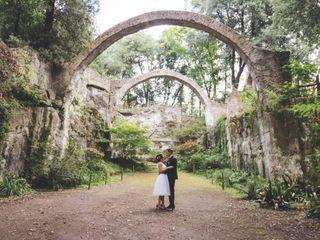 Le nozze di Lara e Simone
