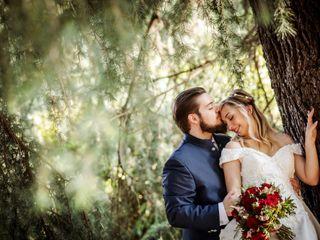 Le nozze di Francesca e Brian