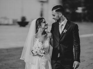 Le nozze di Manuel e Martina