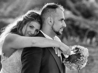 Le nozze di Carmen e Santino