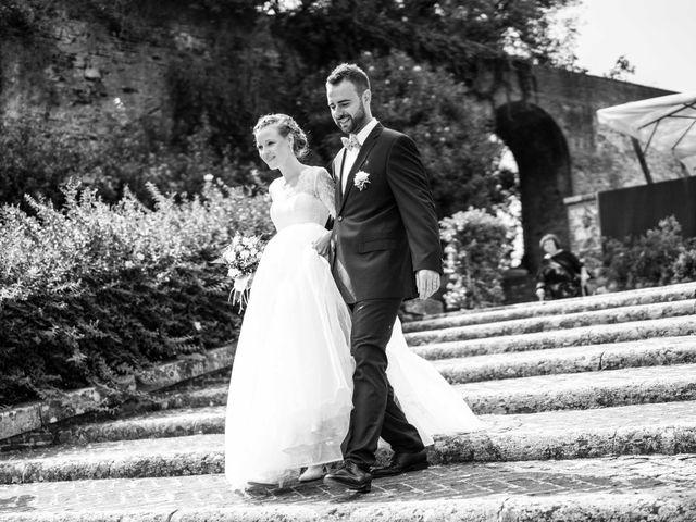 Il matrimonio di Liubov e Saverio a Pisa, Pisa 1