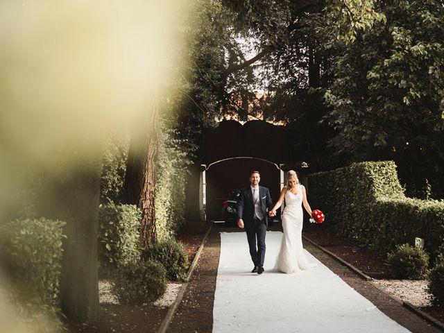 Il matrimonio di Massimiliano e Valentina a Rosà, Vicenza 9