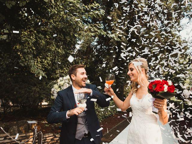 Il matrimonio di Massimiliano e Valentina a Rosà, Vicenza 10