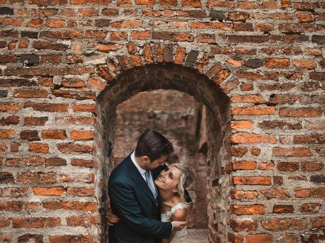 Il matrimonio di Massimiliano e Valentina a Rosà, Vicenza 14