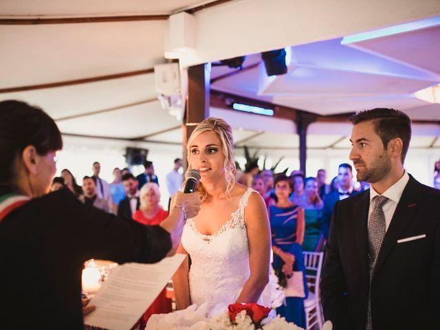 Il matrimonio di Massimiliano e Valentina a Rosà, Vicenza 21