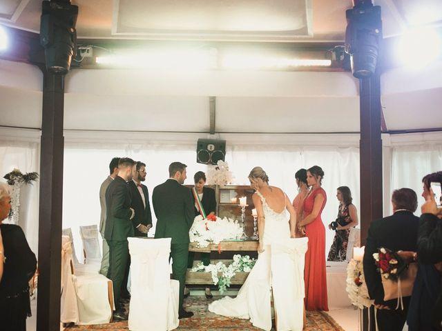 Il matrimonio di Massimiliano e Valentina a Rosà, Vicenza 23