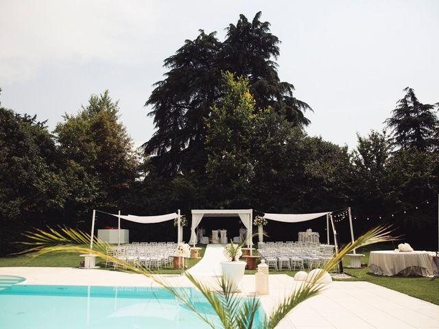 Il matrimonio di Massimiliano e Valentina a Rosà, Vicenza 30
