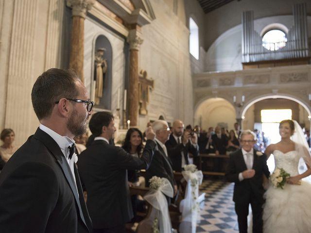 Il matrimonio di Simone e Rosi a Pisa, Pisa 17