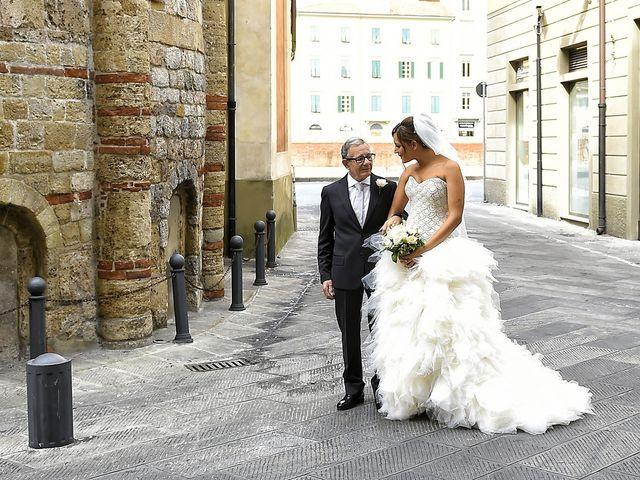 Il matrimonio di Simone e Rosi a Pisa, Pisa 18