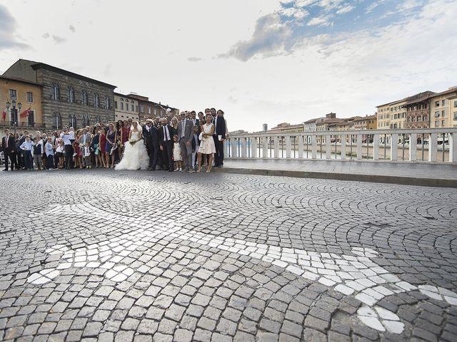 Il matrimonio di Simone e Rosi a Pisa, Pisa 29