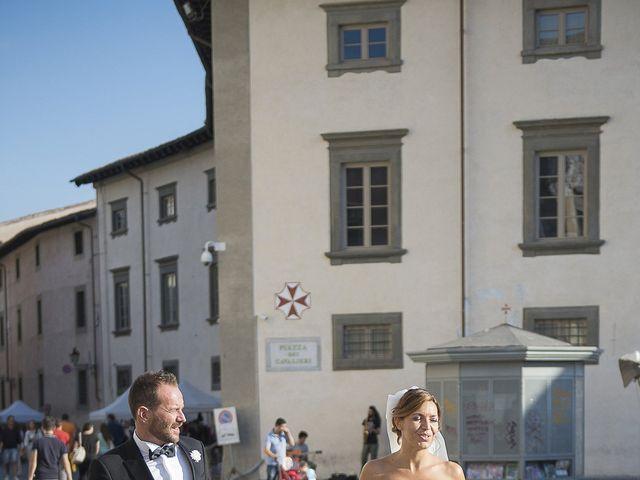 Il matrimonio di Simone e Rosi a Pisa, Pisa 30