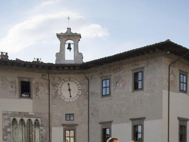 Il matrimonio di Simone e Rosi a Pisa, Pisa 32