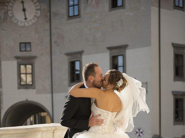 Il matrimonio di Simone e Rosi a Pisa, Pisa 33