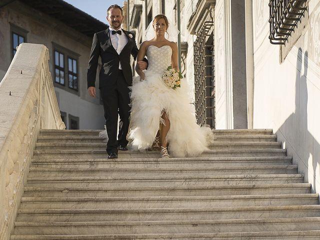 Il matrimonio di Simone e Rosi a Pisa, Pisa 34