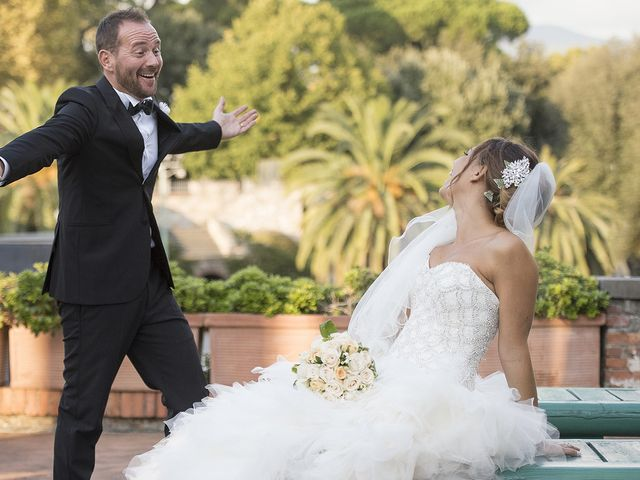 Le nozze di Rosi e Simone