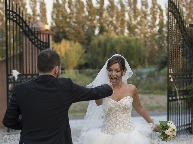 Il matrimonio di Simone e Rosi a Pisa, Pisa 42