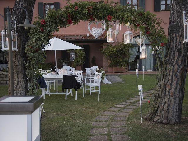 Il matrimonio di Simone e Rosi a Pisa, Pisa 44