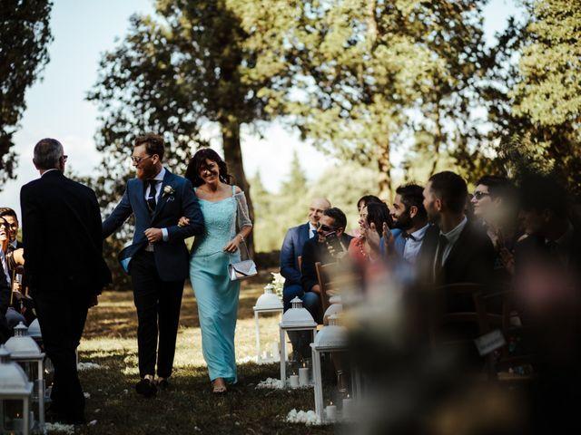 Il matrimonio di Marco e Francesca a Arezzo, Arezzo 43