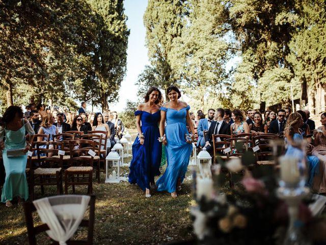 Il matrimonio di Marco e Francesca a Arezzo, Arezzo 45