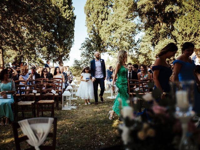 Il matrimonio di Marco e Francesca a Arezzo, Arezzo 46