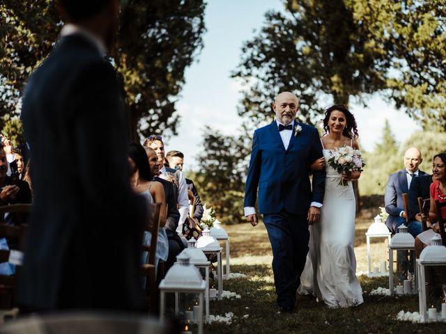 Il matrimonio di Marco e Francesca a Arezzo, Arezzo 47