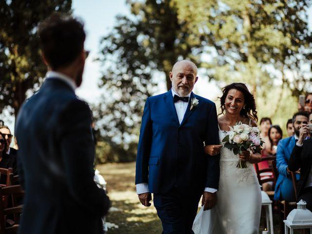 Il matrimonio di Marco e Francesca a Arezzo, Arezzo 48