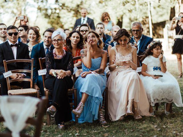 Il matrimonio di Marco e Francesca a Arezzo, Arezzo 50