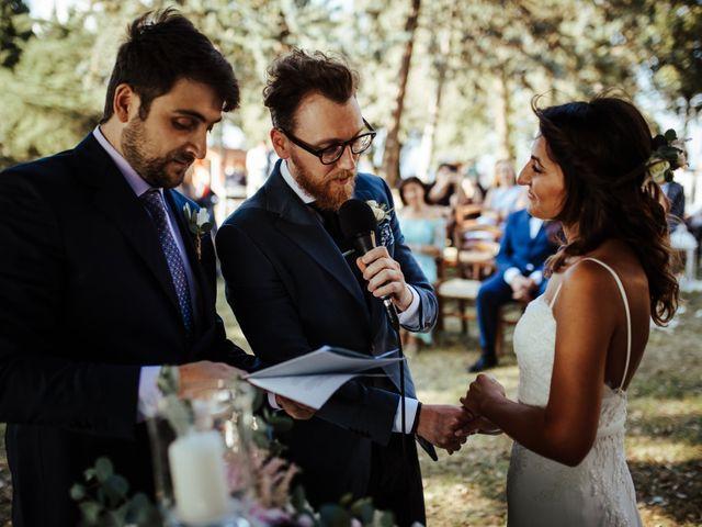 Il matrimonio di Marco e Francesca a Arezzo, Arezzo 62